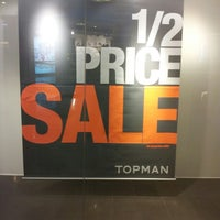 Photo taken at Topman by Md Redza on 7/21/2013