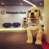 Photo taken at Kimberly Clark Asia Pacific by Nuno B. on 1/15/2014