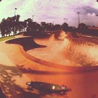 Photo taken at Xtreme SkatePark by Nuno B. on 12/1/2012