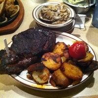 Photo taken at Arthur's Steak House & Pub by Kirk Z. on 12/30/2012