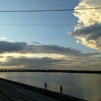 Photo taken at Волжская набережная by Валерия П. on 7/22/2013
