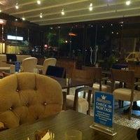 Photo taken at Bab-ı Sohbet Cafe by Burcu R. on 2/10/2013
