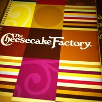 Photo taken at The Cheesecake Factory by Drake B. on 11/5/2012
