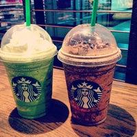 Photo taken at Starbucks by Bryan G. on 5/6/2013