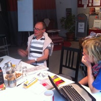 Photo taken at Intercult by Fredric Ö. on 7/10/2013