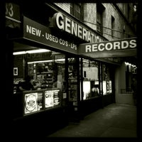 Photo taken at Generation Records by Ricardo C. on 6/4/2013