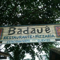 Photo taken at Badauê Restaurante by Letícia R. on 10/14/2012