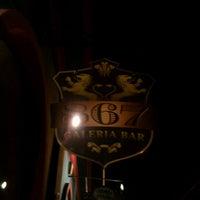 Photo taken at 867 Galería Bar by Vero R. on 1/6/2013