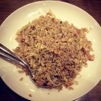 Photo taken at Crystal Jade Kitchen (翡翠小厨) by Mario H. on 12/15/2012