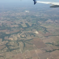 Photo taken at DL 1409 to Dallas by Irina A. on 8/6/2013