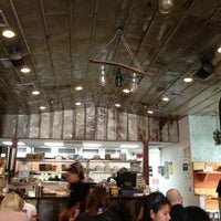 Photo taken at Bareburger by Ben R. on 11/3/2012