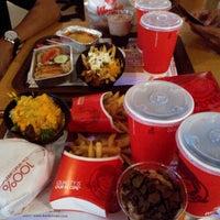 Photo taken at Wendy's by Ryan U. on 10/17/2014