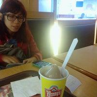 Photo taken at Wendy's by Ryan U. on 11/19/2014