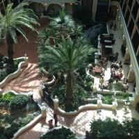 Photo taken at Sheraton Suites Tampa Airport Westshore by Angela J. on 3/9/2013