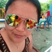 Photo taken at Citra Garden Water Park by Muthiia O. on 1/20/2017