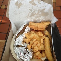 Photo taken at Libby Hill Seafood by Angelica D. on 5/21/2013