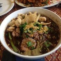 Photo taken at Sang Dao Restaurant by Brenda I. on 11/1/2012