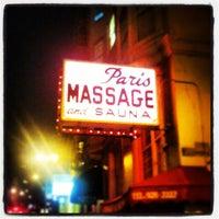 Photo taken at Les Nuits de Paris Massage and Sauna by Michael Y. on 7/20/2013