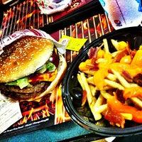 Photo taken at Burger King by Gui B. on 5/30/2013