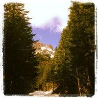 Photo taken at Mount Ellinor by Matt C. on 3/18/2013