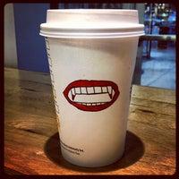 Photo taken at Starbucks by David H. on 10/30/2012