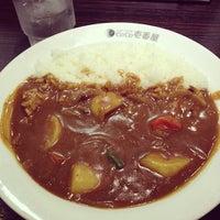 Photo taken at CoCo壱番屋 北区芝田一丁目店 by Dr. C. on 3/19/2013