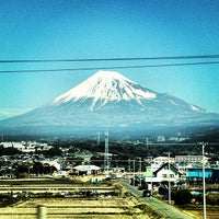 Photo taken at 富士山ビューポイント by Dr. C. on 3/16/2013