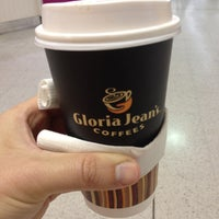Photo taken at Gloria Jean's Coffees by Ant U. on 4/13/2013