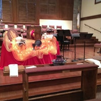 Photo taken at First United Methodist Church by David M. on 5/19/2013