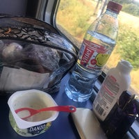 Photo taken at Trein Herentals > Brussel by Luca V. on 9/28/2017