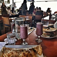 Photo taken at Omonia Cafe by Seher B. on 3/6/2016