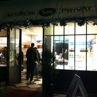 Photo taken at Maison VA Privat by NooN B. on 12/31/2012
