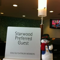Photo taken at Sheraton Miami Airport Hotel & Executive Meeting Center by NooN B. on 12/2/2012