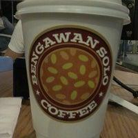 Photo taken at Bengawan Solo Coffee by aDhe on 6/1/2013