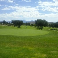 Photo taken at NMSU Golf Course by Ed J. on 8/4/2013
