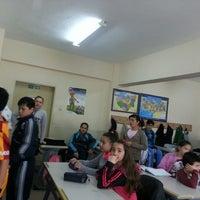 Photo taken at Cavit Çağlar Ortaokulu by gmzey on 4/18/2014