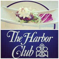 Photo taken at Harbor Club by Rich A. on 5/10/2013