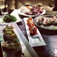 Photo taken at Octopus Japanese Restaurant by Nathaniel K. on 3/27/2013