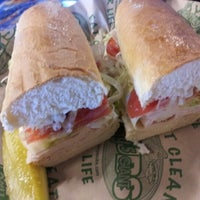 Photo taken at Larry's Giant Subs by Stan J. on 10/16/2012