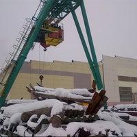 Photo taken at ОАО Коксохиммонтаж-Тагил by Alexander T. on 2/19/2014