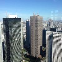 10/24/2012 tarihinde starman n.ziyaretçi tarafından South Observatory, Tokyo Metropolitan Government Building'de çekilen fotoğraf