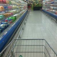 Photo taken at Carrefour by Friska P. on 10/21/2013
