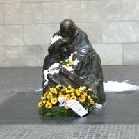 3/23/2013 tarihinde Maria D.ziyaretçi tarafından Neue Wache'de çekilen fotoğraf