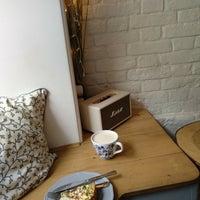 10/21/2017 tarihinde Elena S.ziyaretçi tarafından Розетка и кофе'de çekilen fotoğraf