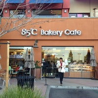 Photo taken at 85°C Bakery Cafe by Kerri G. on 2/27/2013