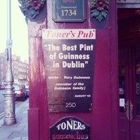 Photo taken at Toners Pub by Nicolas T. on 4/29/2013
