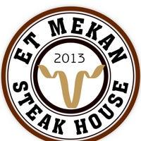 7/24/2013 tarihinde Mahmut A.ziyaretçi tarafından Et Mekan Steak House & Nargile Cafe'de çekilen fotoğraf