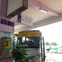 Photo taken at Phayao Bus Terminal by Mcmax M. on 7/19/2017
