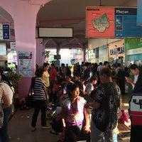 Photo taken at Phayao Bus Terminal by Mcmax M. on 8/11/2017