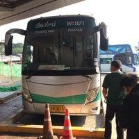 Photo taken at Phayao Bus Terminal by Mcmax M. on 2/14/2017